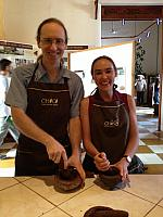 Chocolate Making Class